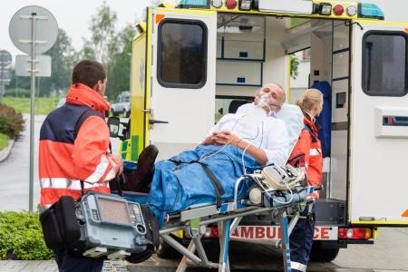 Ambulance / Da Paramedics - Whindie EP