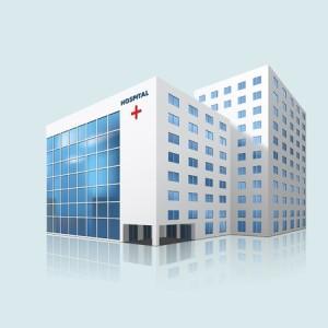 Hospital image (NHS hospital negligence claims)