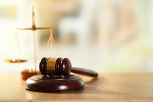 Scales and gavel image Child Birth Negligence