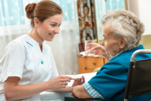Wrong medication given in care home